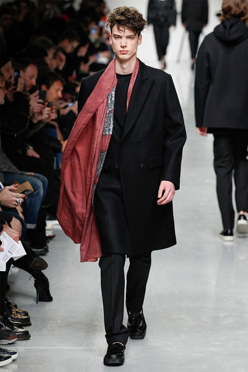 LONDON COLLECTION MEN Matthew Miller Fall 2017. www.imageamplified.com, Image Amplified8