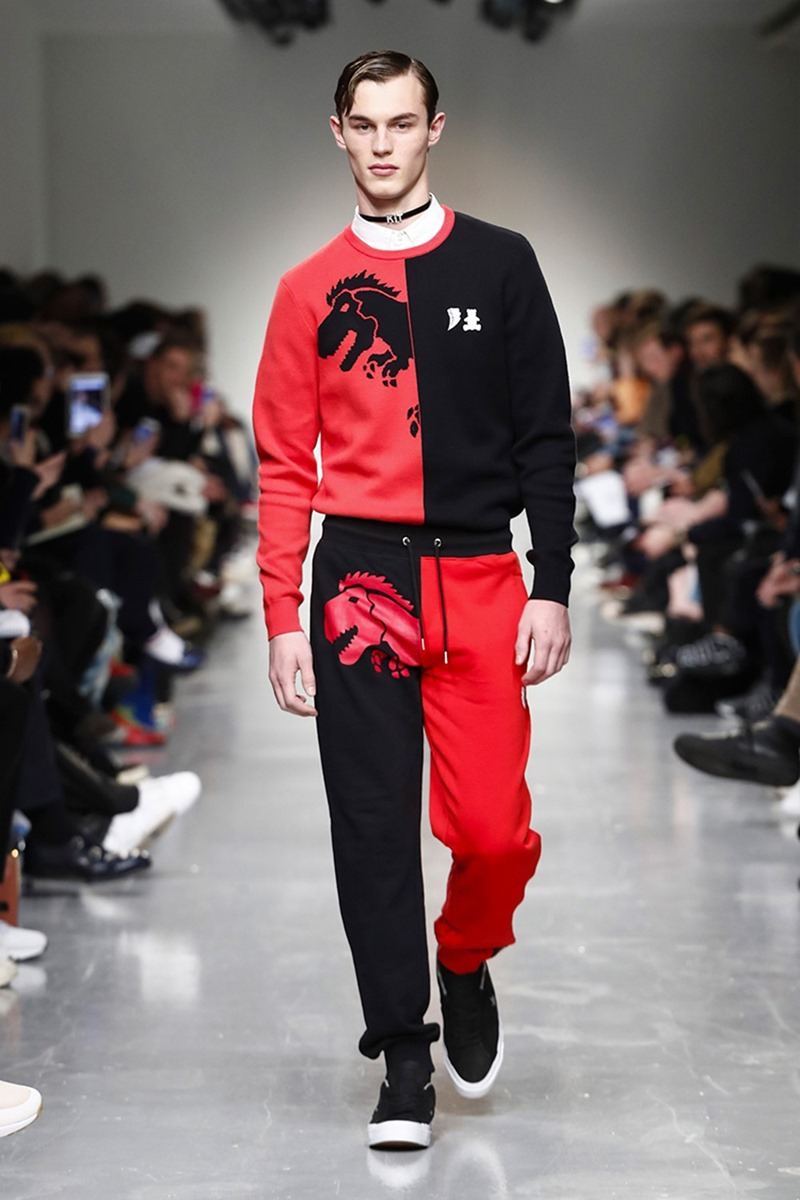 LONDON COLLECTIONS MEN Bobby Abley Fall 2017. www.imageamplified.com, image Amplified1