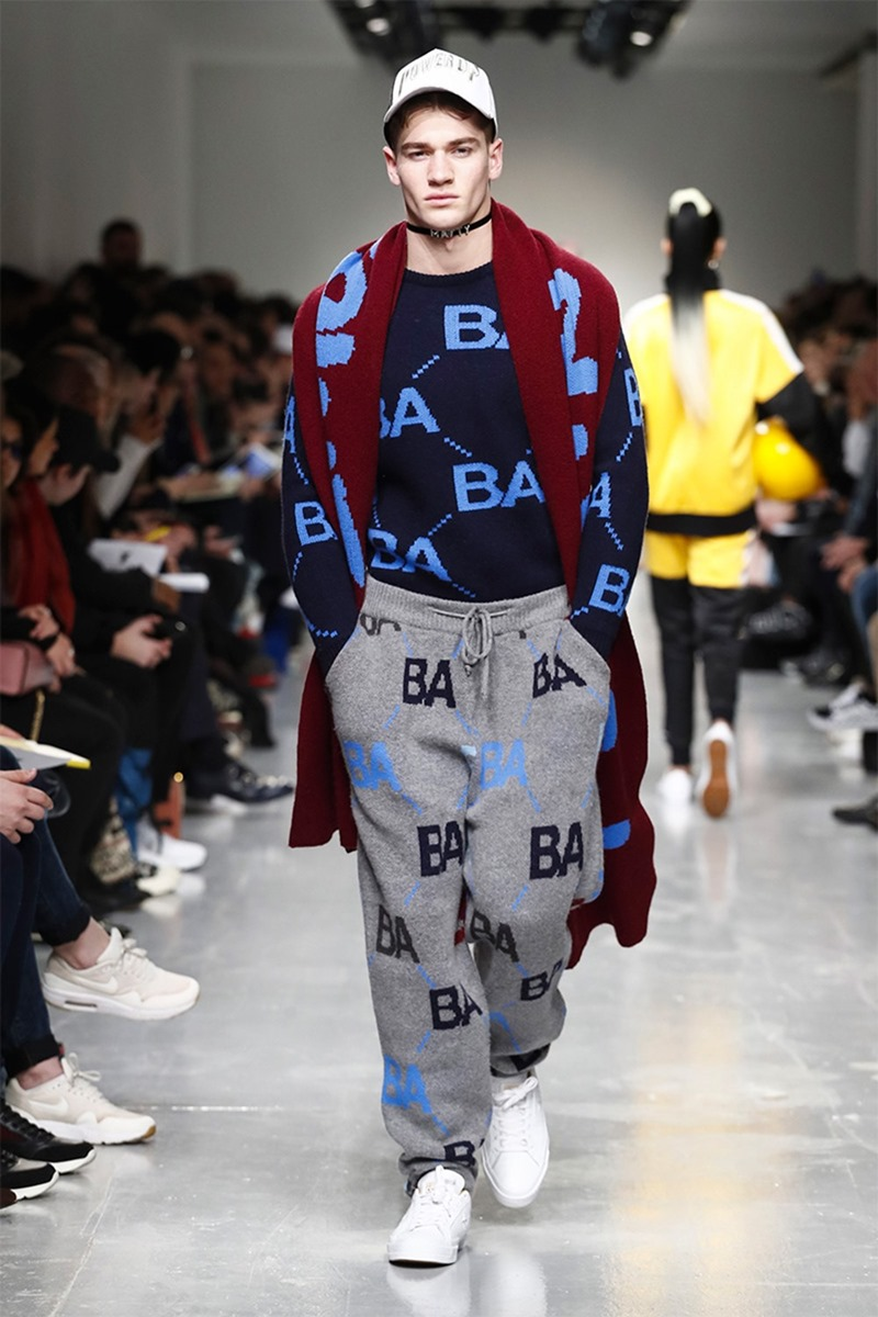 LONDON COLLECTIONS MEN Bobby Abley Fall 2017. www.imageamplified.com, image Amplified14