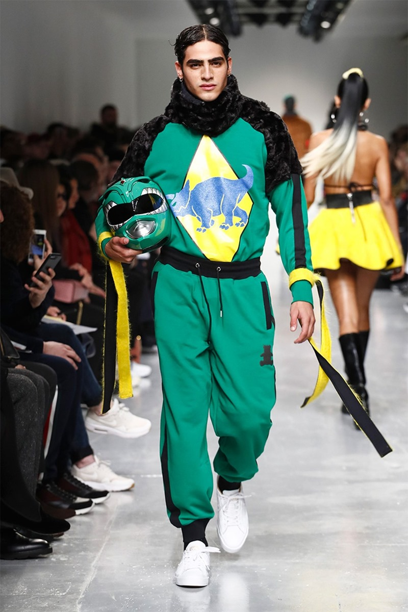 LONDON COLLECTIONS MEN Bobby Abley Fall 2017. www.imageamplified.com, image Amplified22