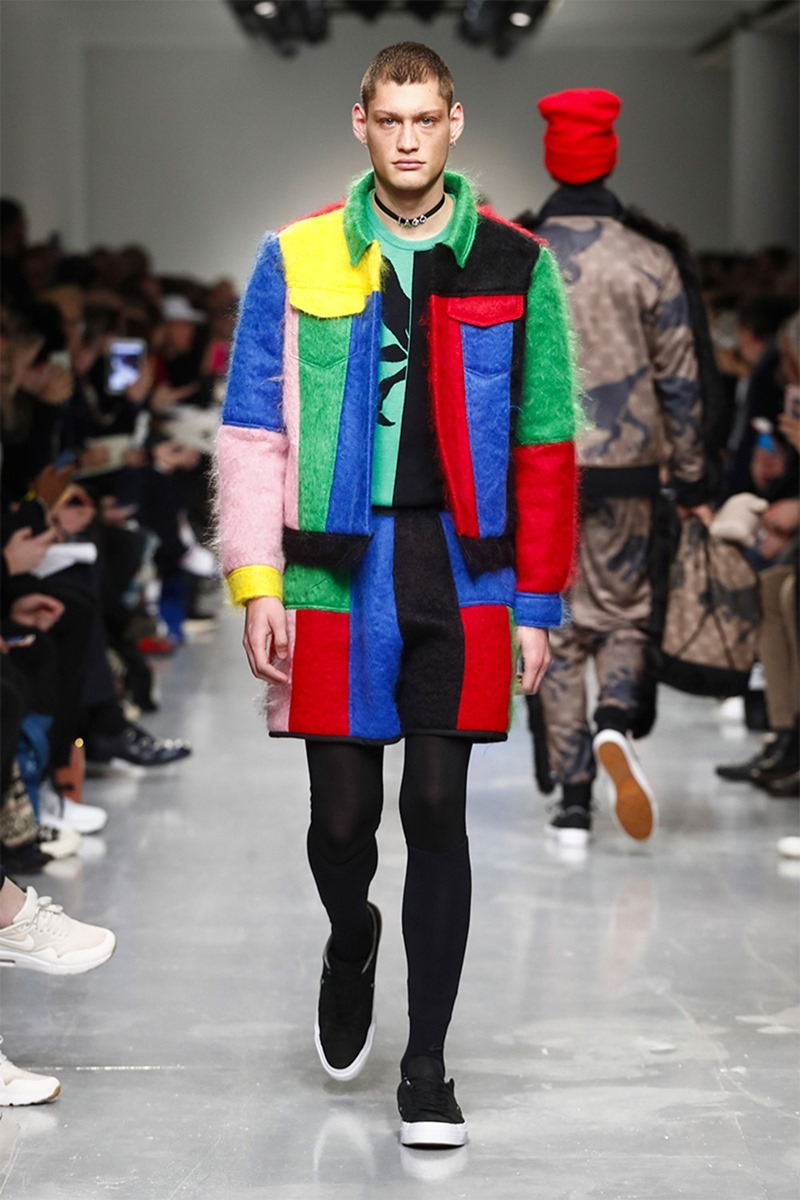 LONDON COLLECTIONS MEN Bobby Abley Fall 2017. www.imageamplified.com, image Amplified6