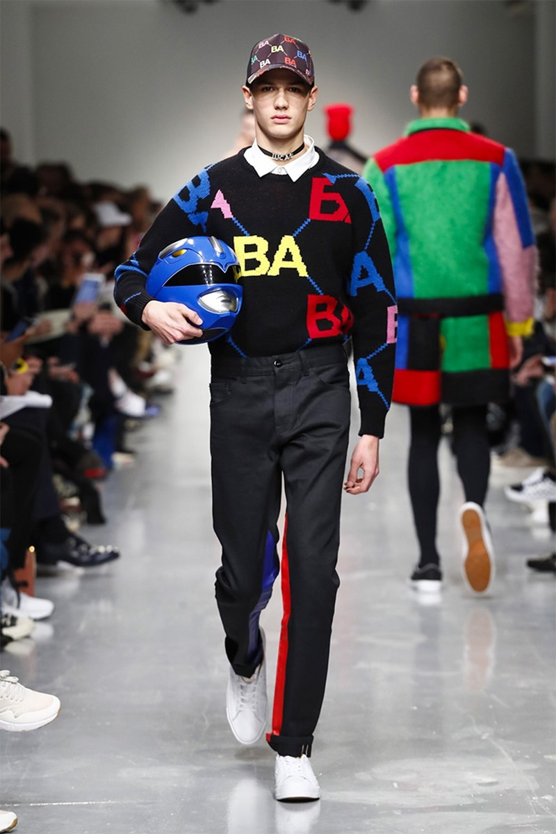 LONDON COLLECTIONS MEN Bobby Abley Fall 2017. www.imageamplified.com, image Amplified7