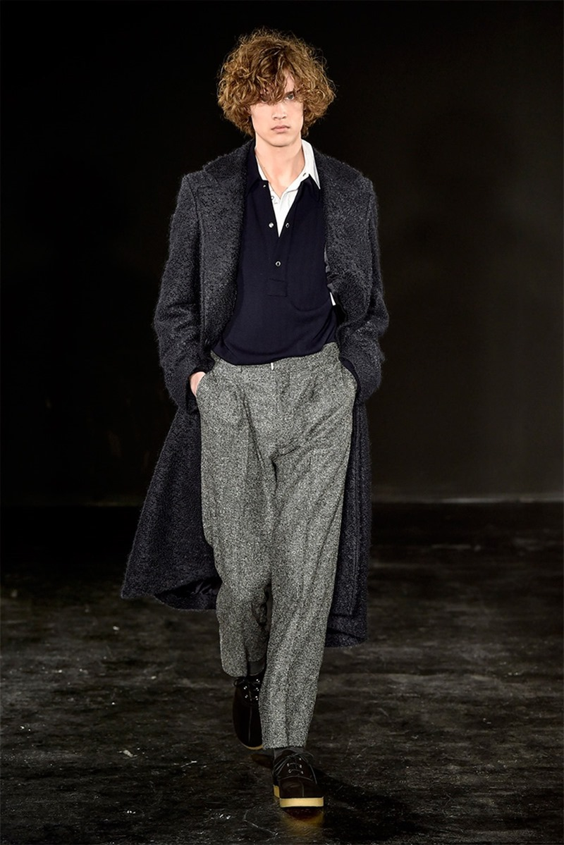 LONDON COLLECTIONS MEN E. Tautz Fall 2017. www.imageamplified.com, image Amplified9