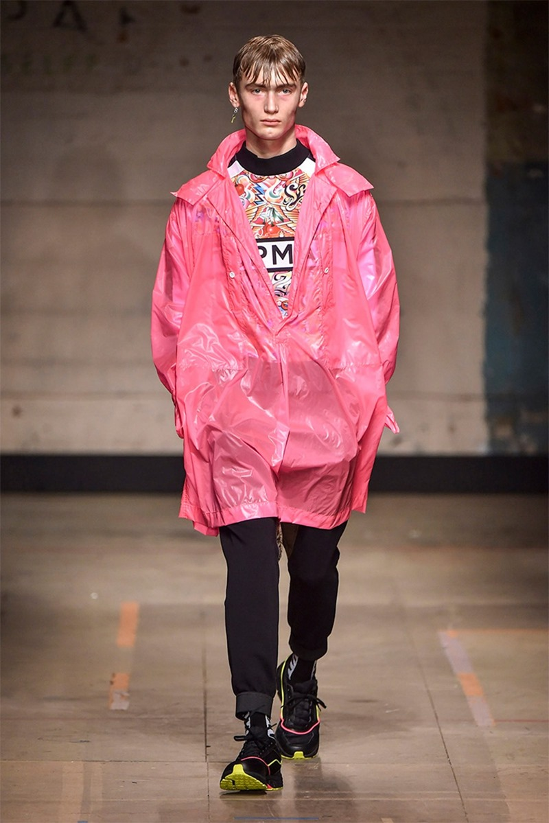 LONDON COLLECTIONS MEN Topman Design Fall 2017. www.imageamplified.com, image Amplified20
