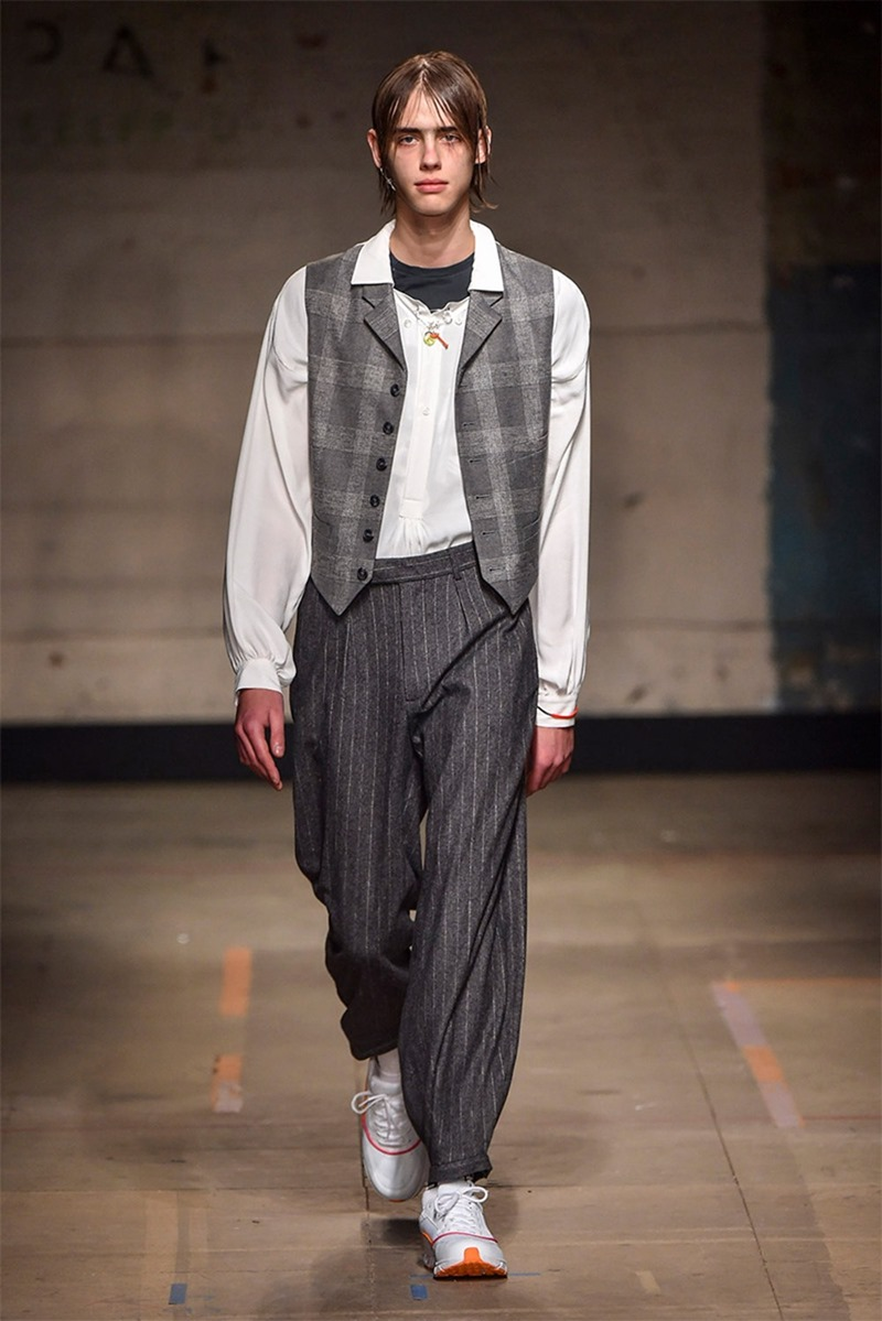 LONDON COLLECTIONS MEN Topman Design Fall 2017. www.imageamplified.com, image Amplified6