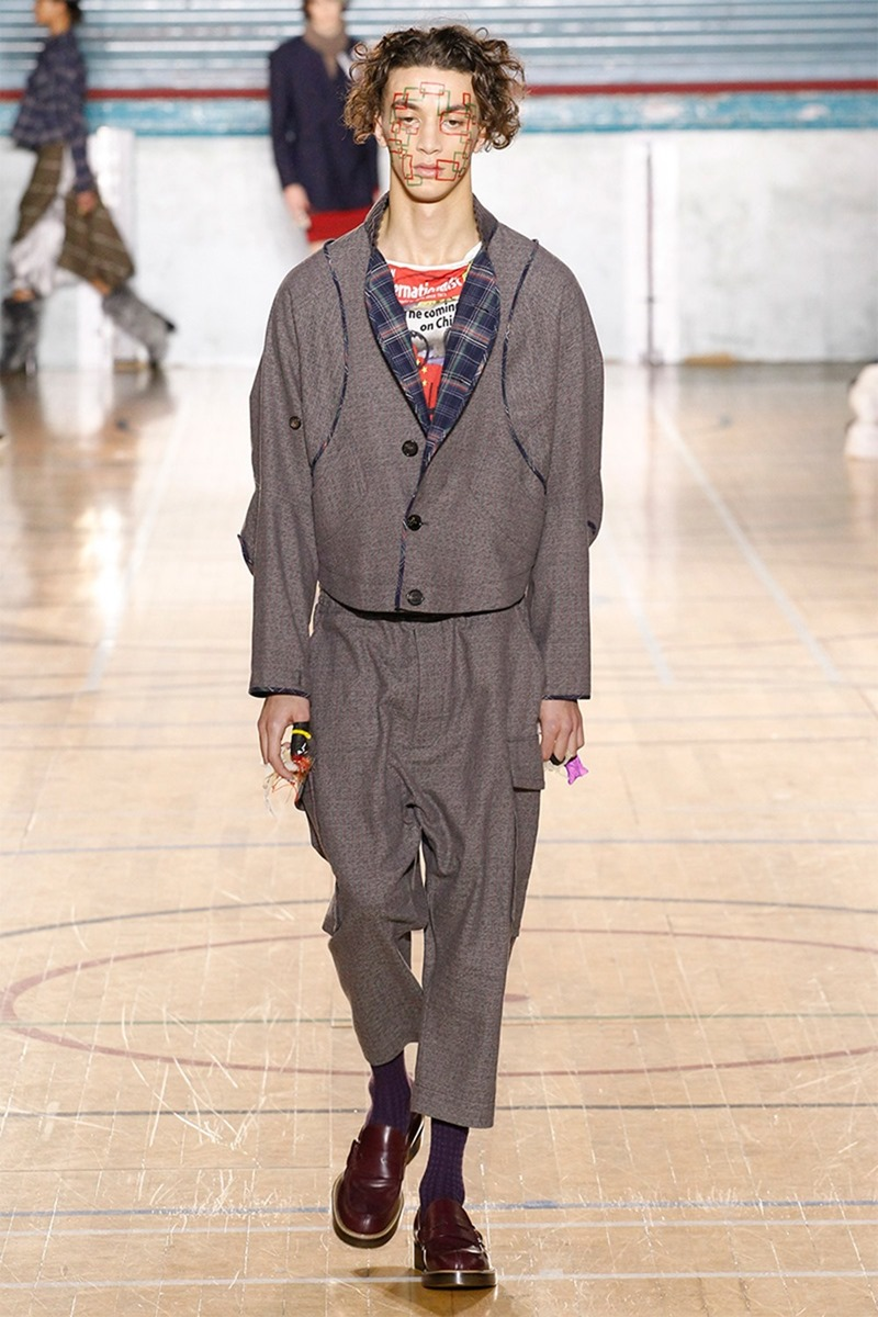 LONDON COLLECTIONS MEN Vivienne Westwood Fall 2017. www.imageamplified.com, image amplified22