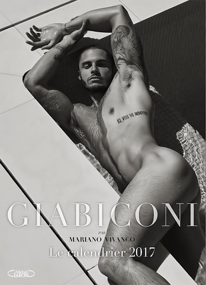 MASCULINE DOSAGE Baptiste Giabiconi for Le Calendrier 2017 by Mariano Vivanco. www.imageamplified.com, Image Amplified4