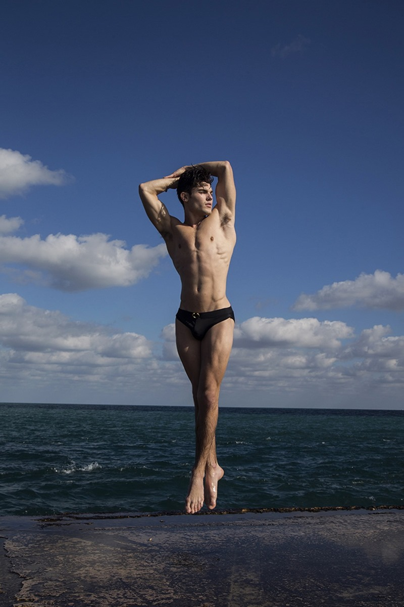 MASCULINE DOSAGE Guys by the Sea by Ricky Cohete. January 2017, www.imageamplified.com, Image Amplified8