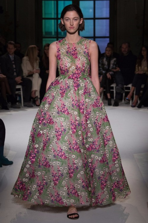 PARIS HAUTE COUTURE Giambattista Valli Couture Spring 2017. www.imageamplified.com, Image Amplified7
