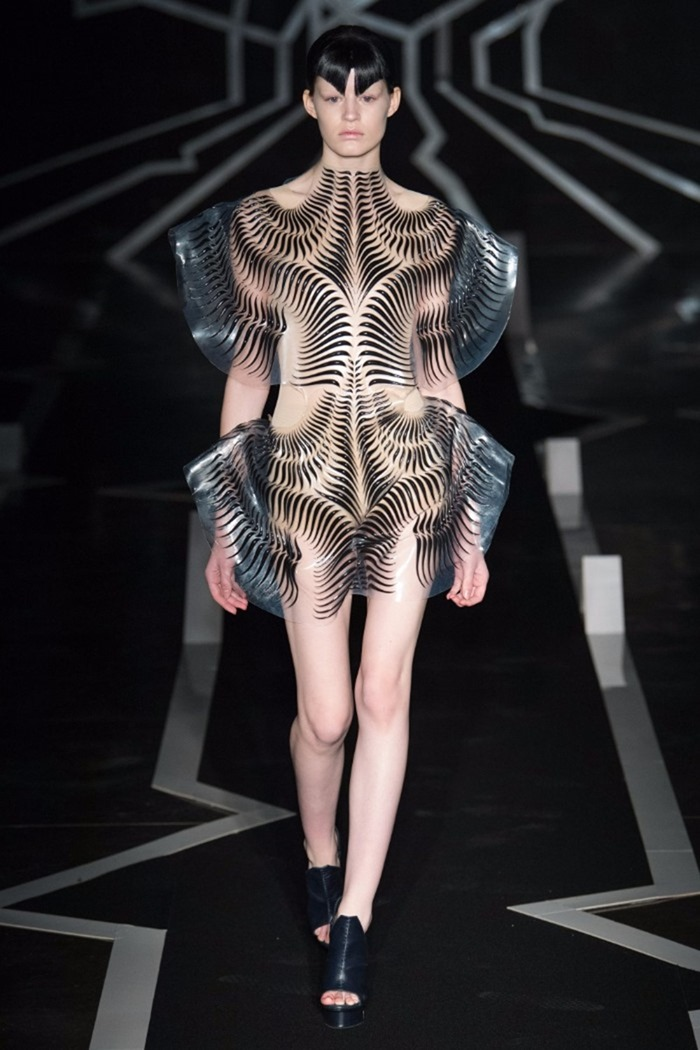PARIS HAUTE COUTURE Iris van Herpen Couture Spring 2017. www.imageamplified.com, Image Amplified1