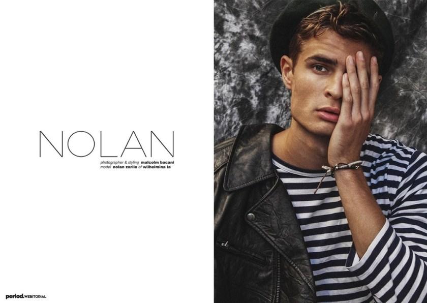 PERIOD MAGAZINE Nolan Zarlin by Marlolm Bacani. Fall 2016, www.imageamplified.com, Image Amplified1