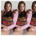PREVIEW: Gigi Hadid & Mitchell Slaggert for DSquared2 Spring 2017 by Mert & Marcus