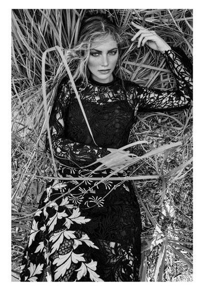 TWO-SIDED MAGAZINE Kalli Dangerfield by Eduardo Rezende. Veronica Camacho, January 2017, www.imageamplified.com, Image Amplified2