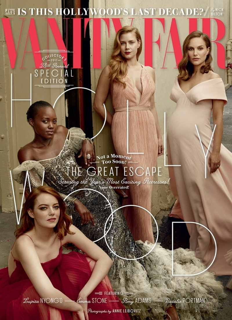 VANITY FAIR MAGAZINE Hollywood by Annie Leibovitz. Jessica Diehl, February 2017, www.imageamplified.com, Image Amplified (12)
