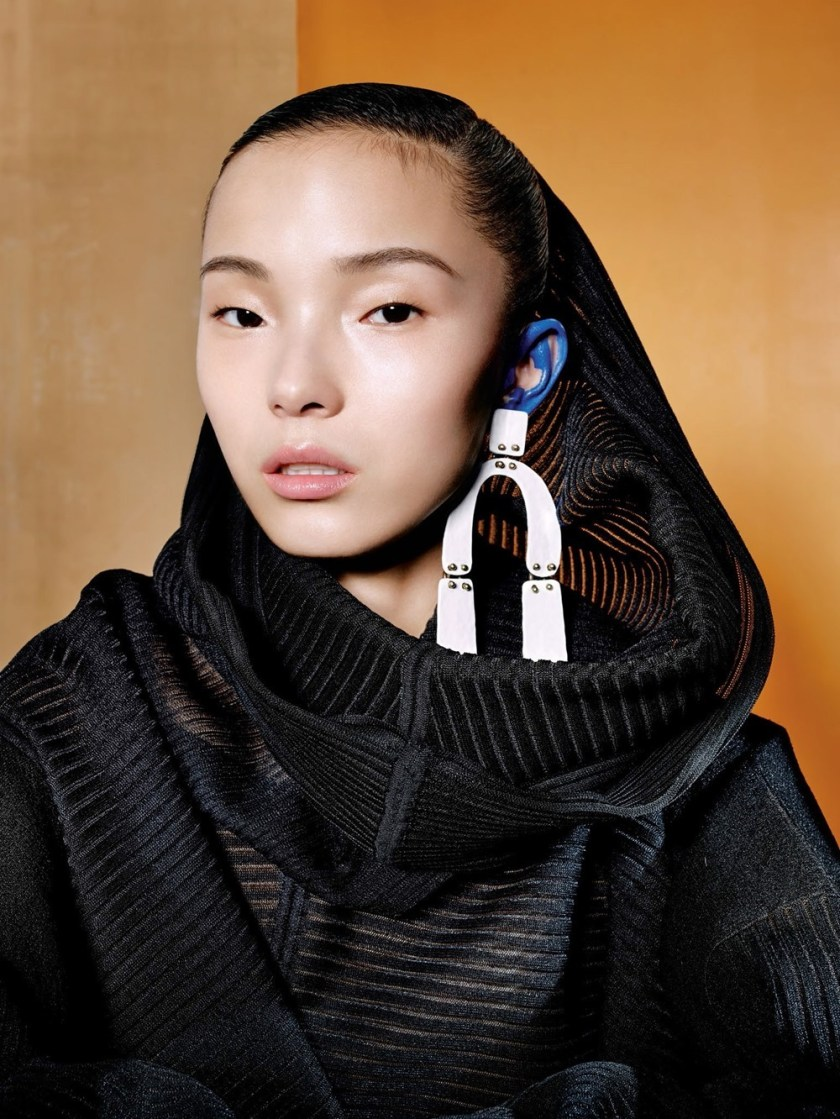 VOGUE CHINA Xiao Wen Ju by Richard Burbridge. Brian Molloy, February 2017, www.imageamplified.com, Image Amplified1