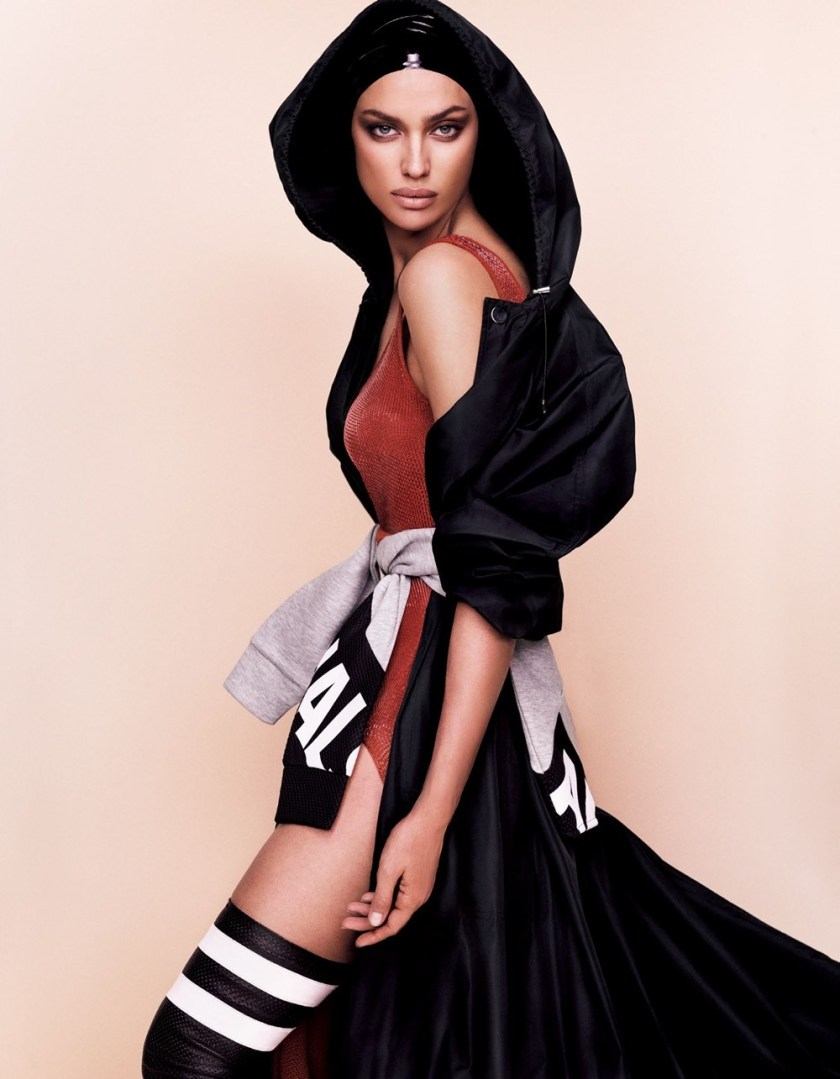 VOGUE JAPAN Irina Shayk by Luigi & Iango. Anna Dello Russo, March 2017, www.imageamplified.com, Image Amplified7