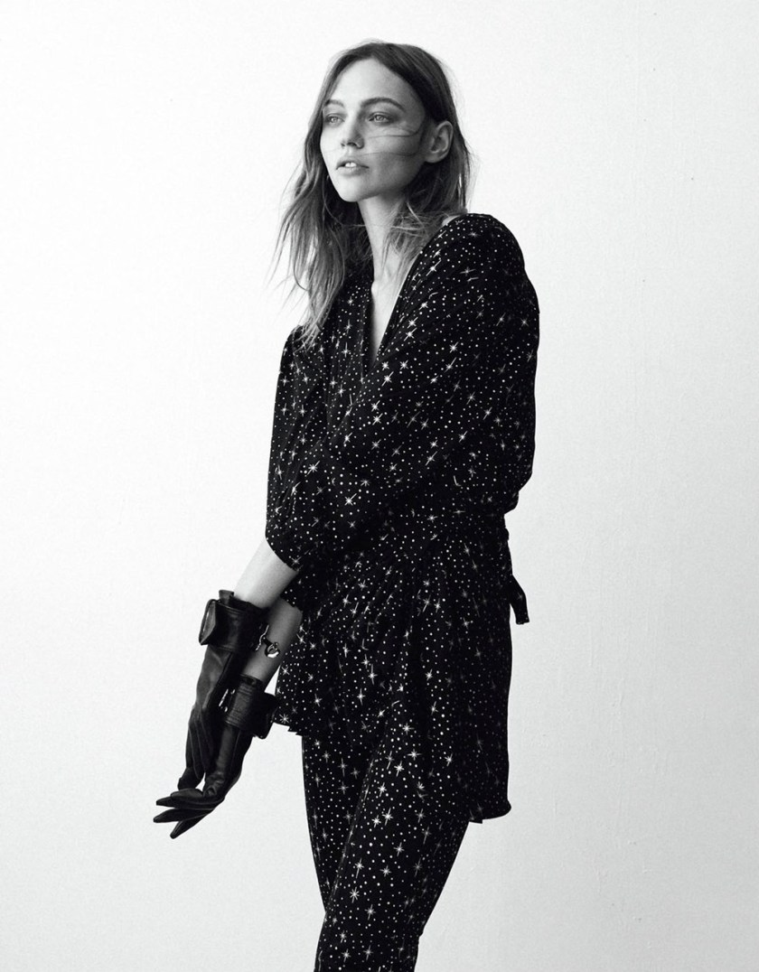 VOGUE KOREA Sasha Pivovarova by Peter Ash Lee. Sohn Kihoh, February 2017, www.imageamplified.com, Image Amplified10