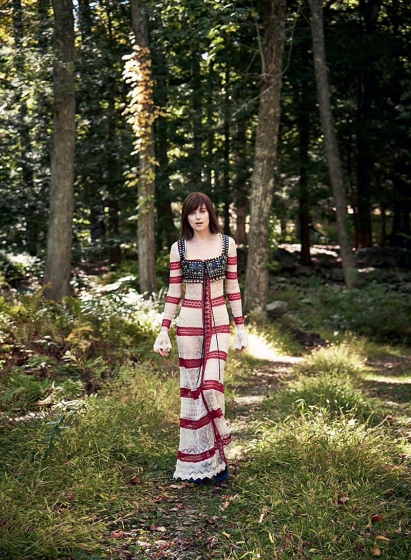 VOGUE MAGAZINE Dakota Johnson by Patrick Demarchelier. Camilla Nickerson, February 2017, www.imageamplified.com, Image Amplified3