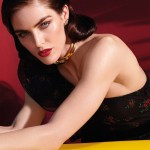 VOGUE TAIWAN: Hilary Rhoda by Enrique Vega