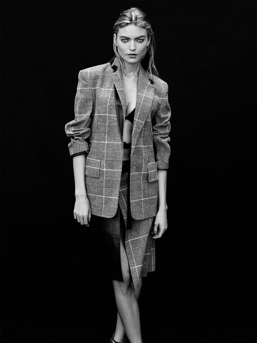 VOGUE TAIWAN Martha Hunt by Bryce Thompson. Melina Chen, January 2017, www.imageamplified.com, Image amplified6