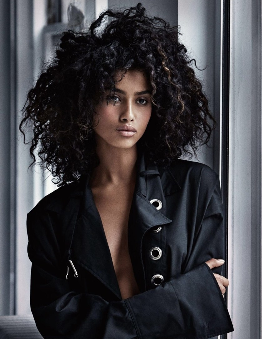 VOGUE UK Imaan Hammam, Taylor Hill & Anna Ewers by Patrick Demarchelier. Kate Phelan, February 2017, www.imageamplified.com, Image Amplified9