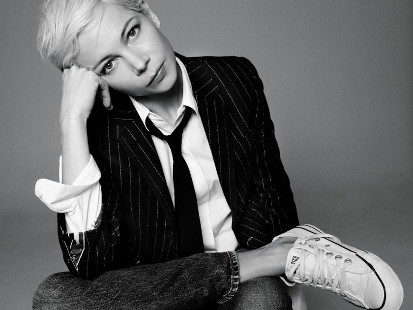 WSJ MAGAZINE Michelle Williams by Daniel Jackson. Clare Richardson, February 2017, www.imageamplified.com, Image Amplified3