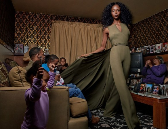 CAMPAIGN Riley Montana for Brandon Maxwell Spring 2017 by Brandon Maxwell. www.imageamplified.com, Image Amplified2