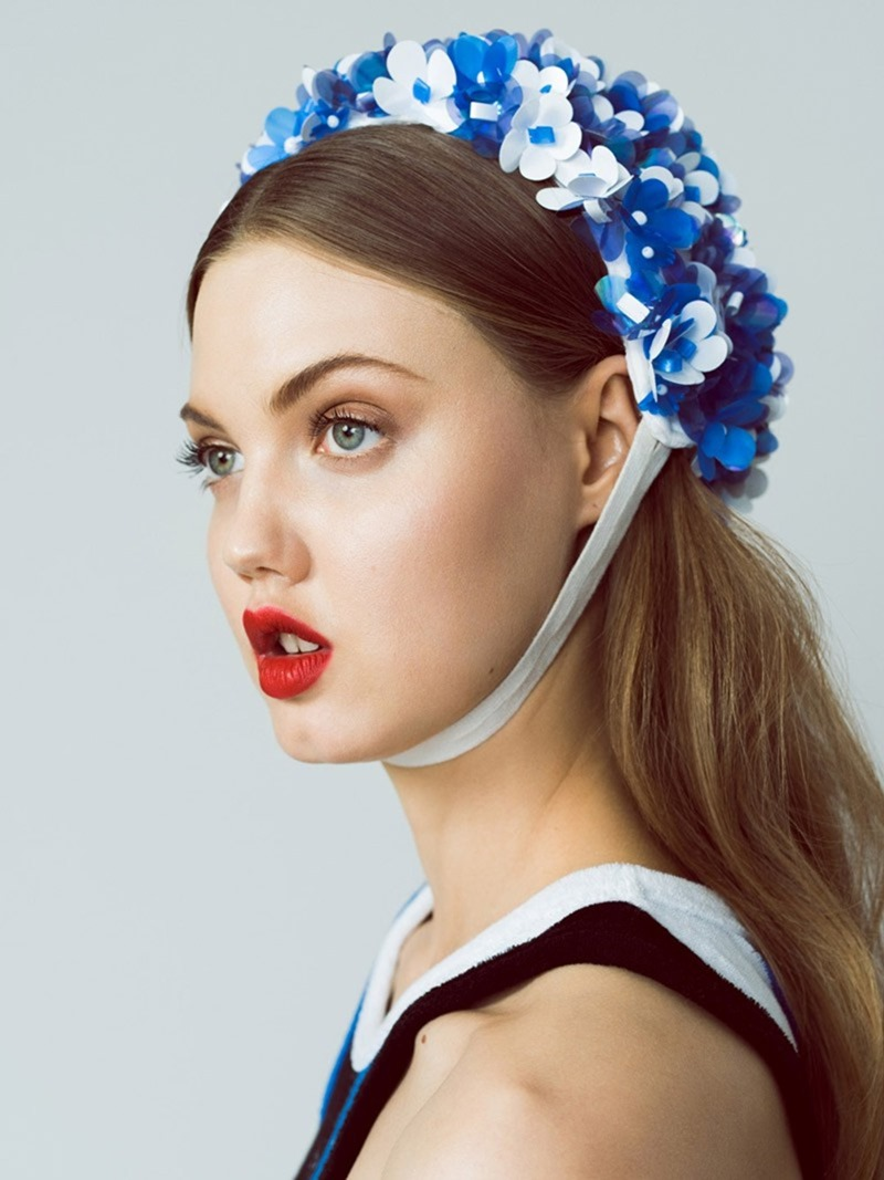 HARPER'S BAZAAR MEXICO Lindsey Wixson by Daniel Matallana. Lisa Jarvis, February 2017, www.imageamplified.com, Image Amplified3