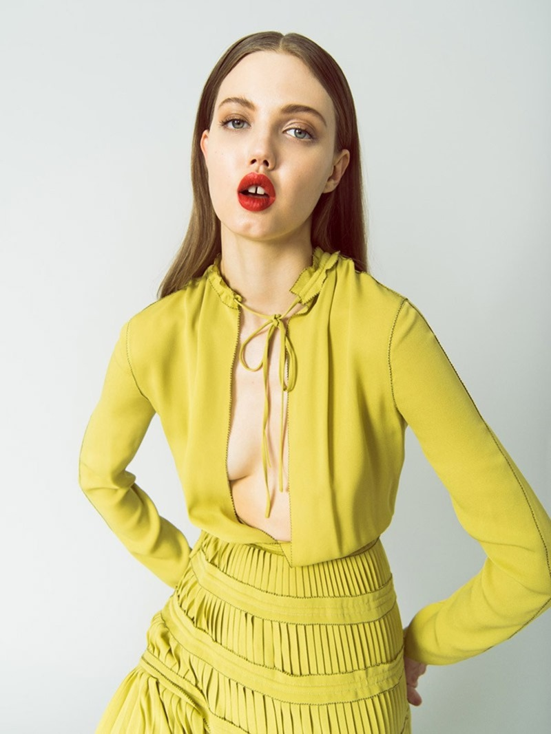 HARPER'S BAZAAR MEXICO Lindsey Wixson by Daniel Matallana. Lisa Jarvis, February 2017, www.imageamplified.com, Image Amplified6