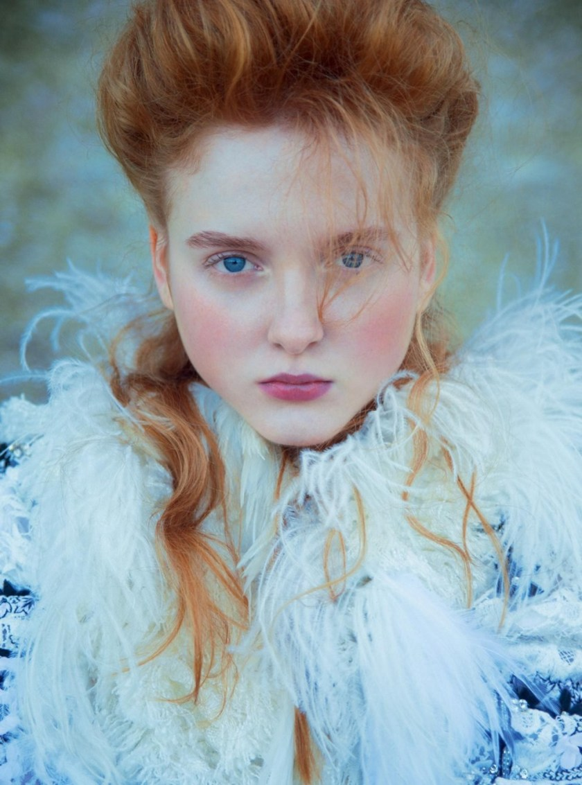 HARPER'S BAZAAR UK Madison Stubbington by Erik Madigan Heck. Leith Clark, March 2017, www.imageamplified.com, Image Amplified10