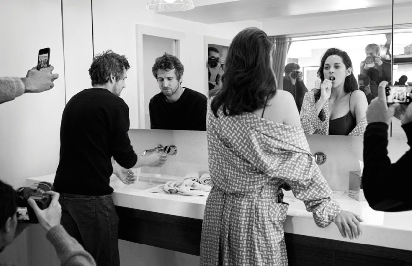 MADAME FIGARO Marion Cotillard & Guillaume Canet by Jean-Baptiste Mondino. Valentin Mordacq, Spring 2017, www.imageamplified.com, Image Amplified5