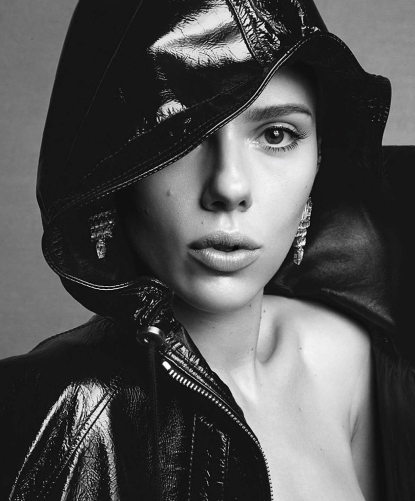 MARIE CLAIRE MAGAZINE Scarlett Johansson by Tesh. Leslie Fremar, March 2017, www.imageamplified.com, Image Amplified3