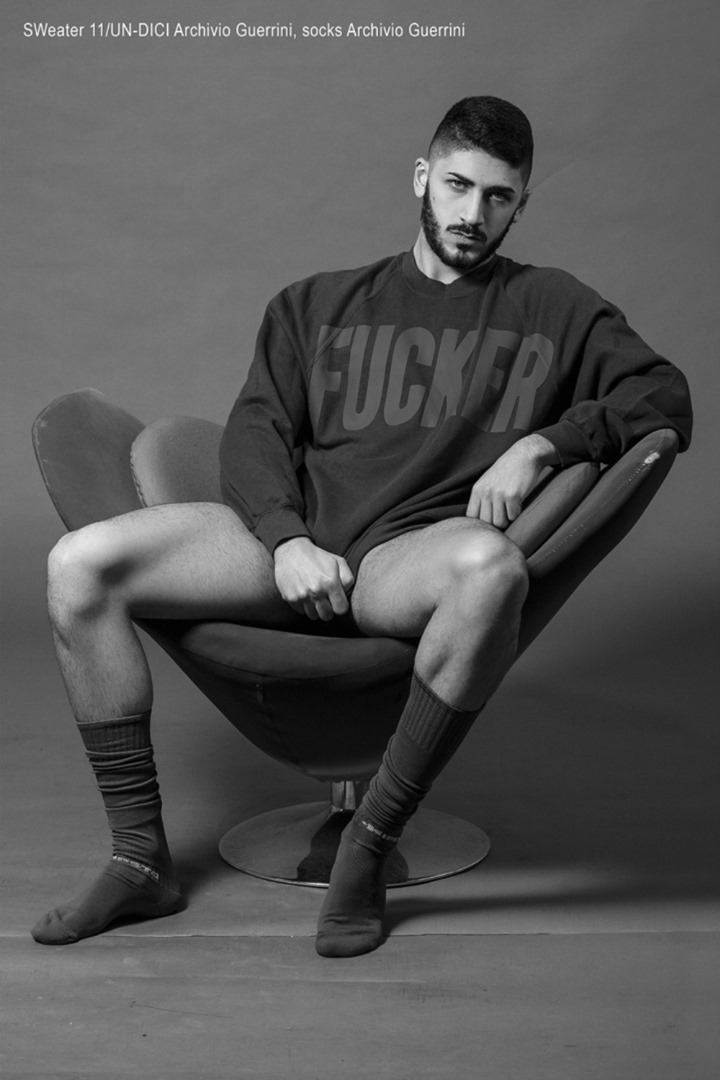 MASCULINE DOSAGE Michele Miccoli by Alison Marks. Stefano Guerrini, Spring 2017, www.imageamplified.com, Image Amplified9