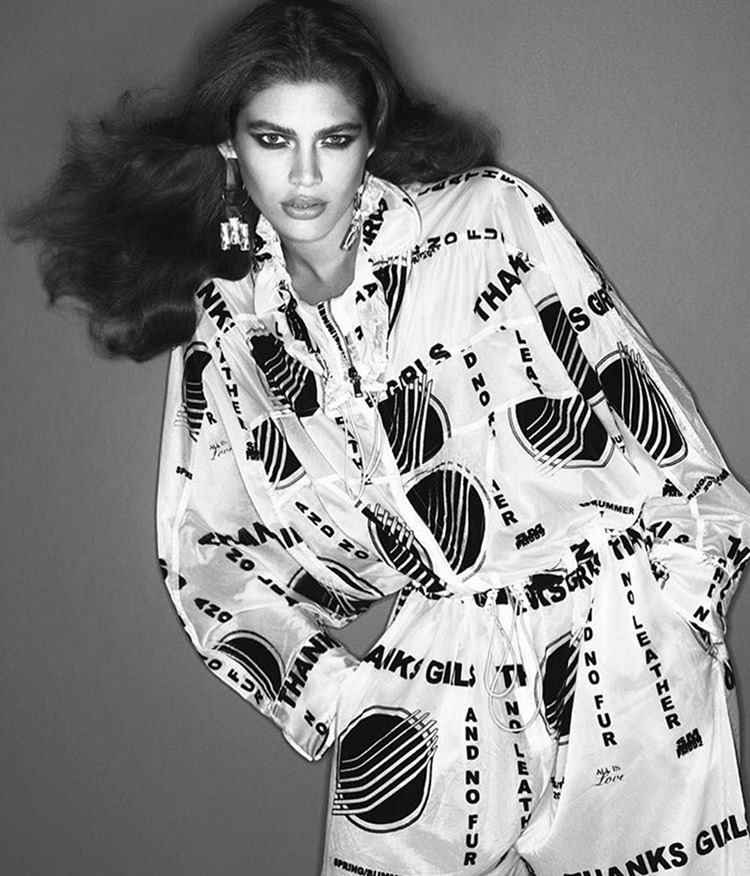 VOGUE PARIS Valentina Sampaio by Mert & Marcus. March 2017, www.imageamplified.com, Image Amplified6