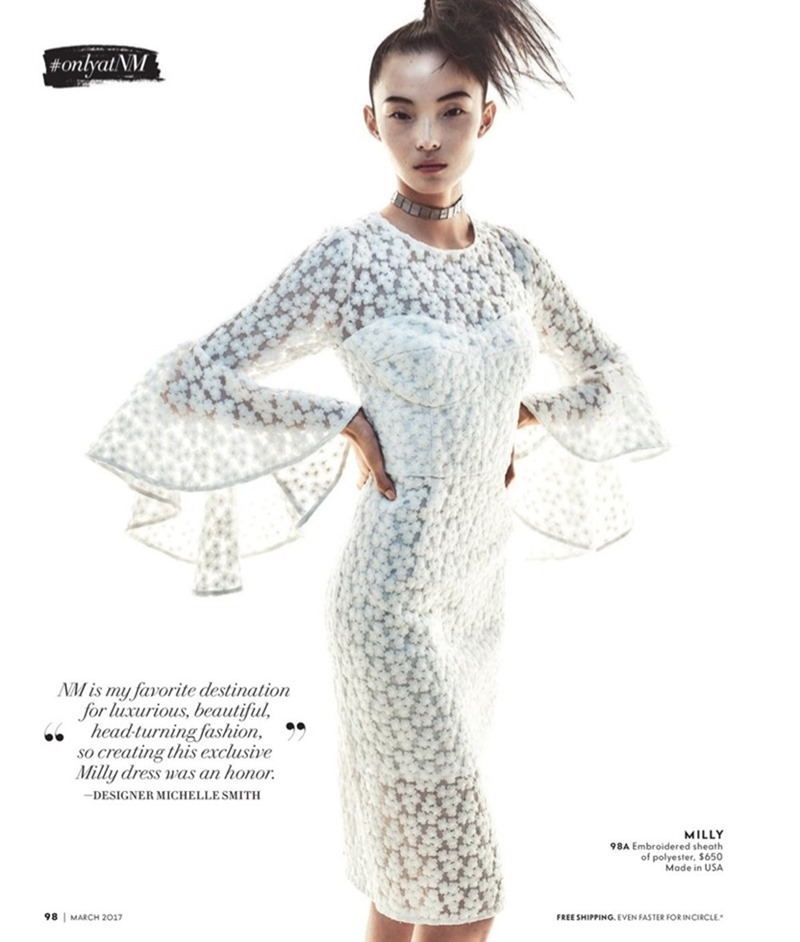 CATALOGUE Xiao Wen Ju for Neiman Marcus 'The Book'by Andreas Sjodin. March 2017, www.imageamplified.com, Image Amplified16