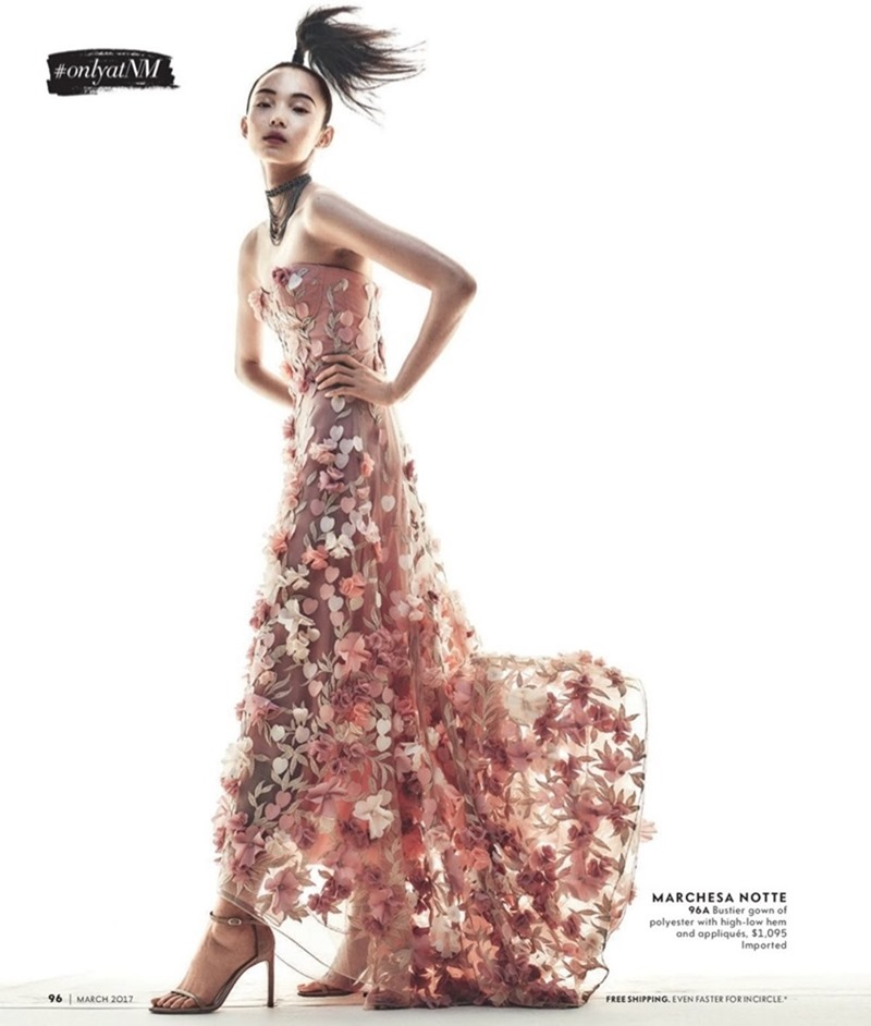 CATALOGUE Xiao Wen Ju for Neiman Marcus 'The Book'by Andreas Sjodin. March 2017, www.imageamplified.com, Image Amplified11