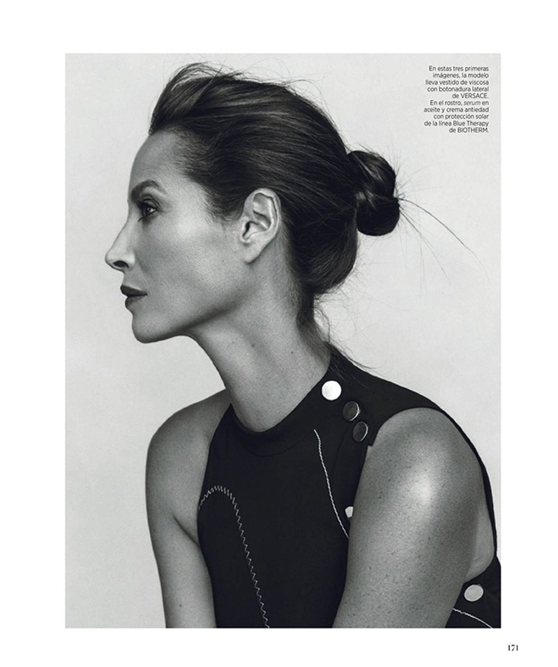 HARPER'S BAZAAR SPAIN Christy Turlington by Norman Jean Roy. Kristen Ingersoll, March 2017, www.imageamplified.com, Image Amplified6