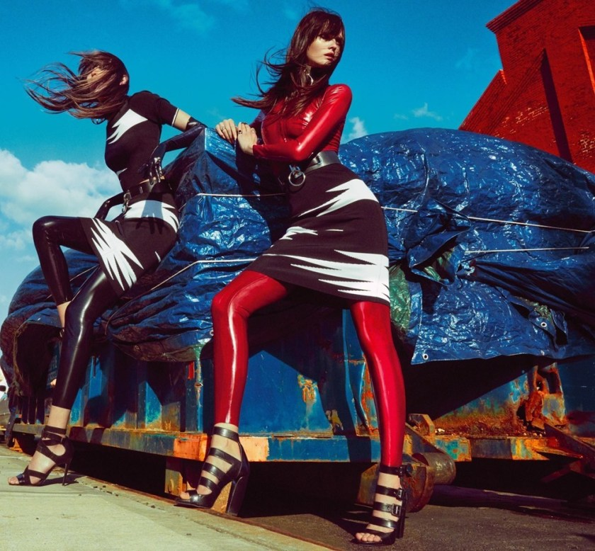 NUMERO MAGAZINE Issa Lish & Katlin Was by Greg Kadel. Charles Varenne, March 2017, www.imageamplified.com, Image Amplified6
