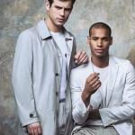 THE GENTLEMAN'S JOURNAL: Sacha M'Baye & Matt Trethe by Adam Russell