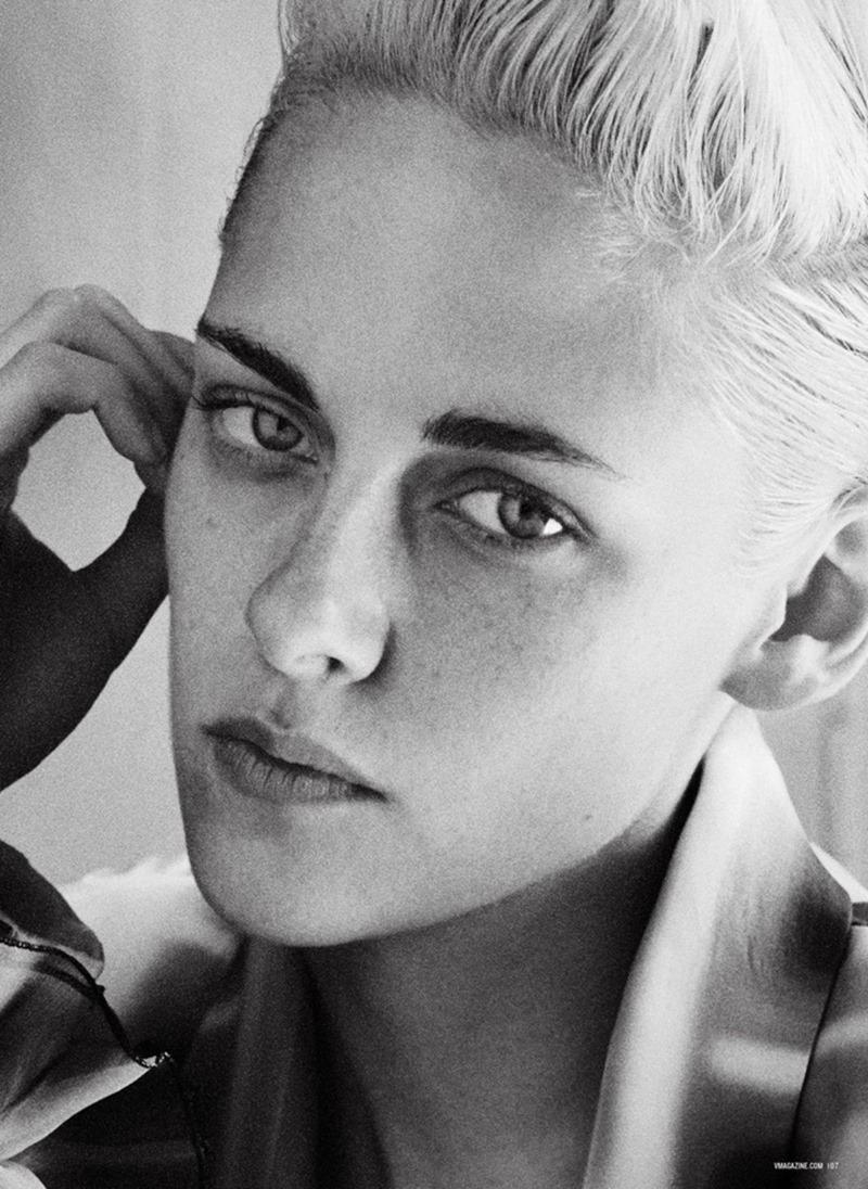V MAGAZINE Kristen Stewart by Mario Testino. Paul Cavaco, Spring 2017, www.imageamplified.com, Image Amplified4