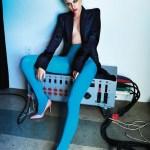 V MAGAZINE: Kristen Stewart by Mario Testino