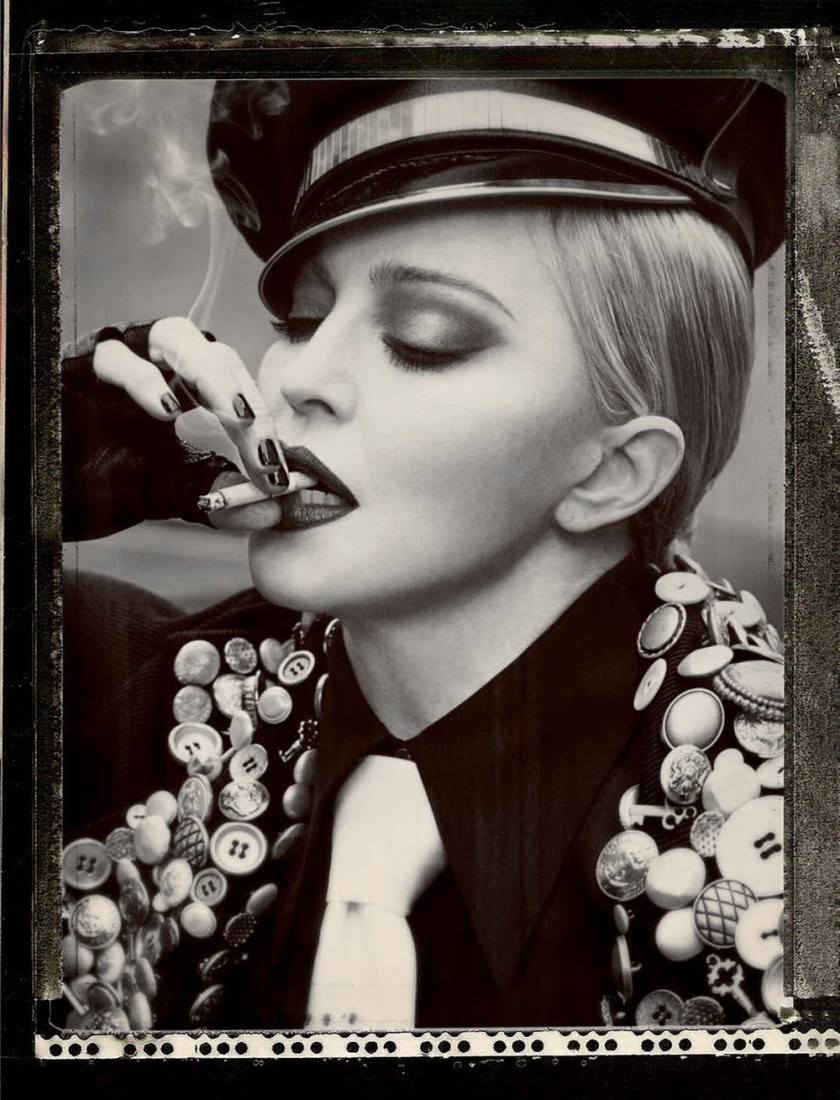 VOGUE GERMANY Madonna by Luigi & Iango. Arianne Phillips, April 2017, www.imageamplified.com, image Amplified3