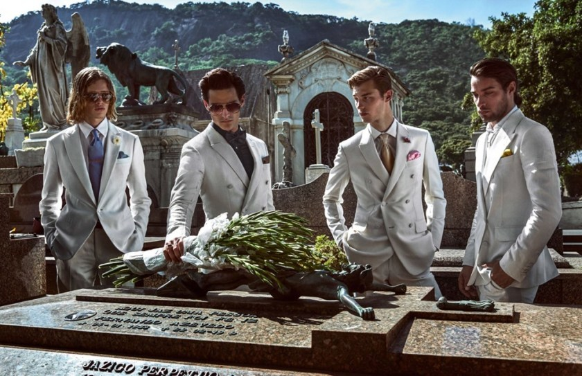 VOGUE HOMMES City of the Gods by Mario Testino. Anastasia Barber, Spring 2017, www.imageamplified.com, Image Amplified32