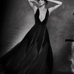 VOGUE ITALIA: Mariacarla Boscono by Peter Lindbergh