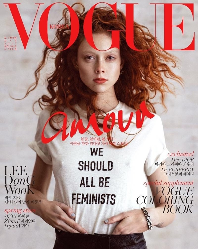VOGUE KOREA Natalie Westling by Hyea W. Kang. Kihoh Sohn, March 2017, www.imageamplified.com, Image Amplified8