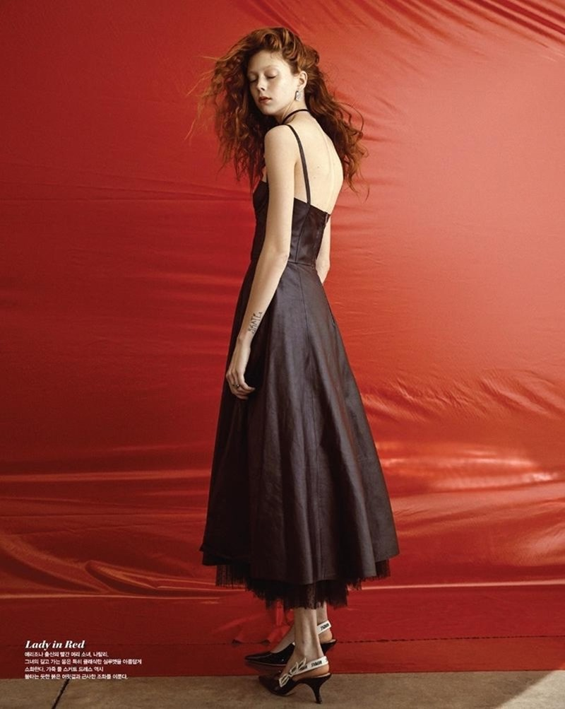 VOGUE KOREA Natalie Westling by Hyea W. Kang. Kihoh Sohn, March 2017, www.imageamplified.com, Image Amplified1