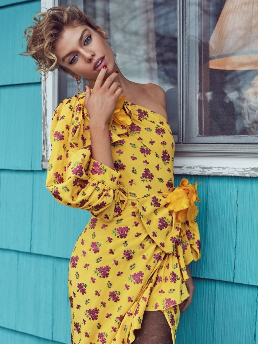 VOGUE TURKEY Stella Maxwell by Miguel Reveriego. Konca Aykan, March 2017, www.imageamplified.com, Image Amplified2