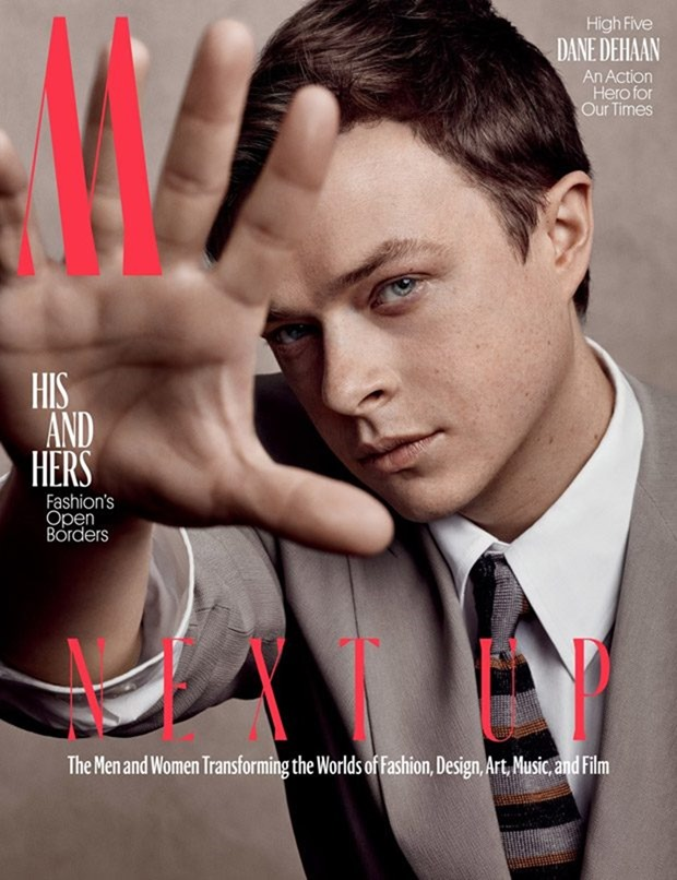 W MAGAZINE Dane DeHaan by Craig McDean. Max Pearmain, April 2017, www.imageamplified.com, Image Amplified7