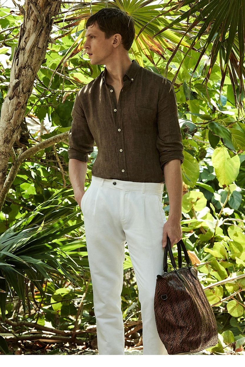 CAMPAIGN Alexandre Cunha & Mathias Lauridsen for Massimo Dutti Spring 2017 by Alvaro Beamud Cortes. www.imageamplified.com, Image Amplified13
