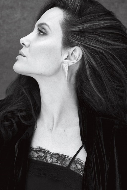 CAMPAIGN Angelina Jolie for Guerlain 2017 by Angelina Jolie. www.imageamplified.com, Image Amplified4